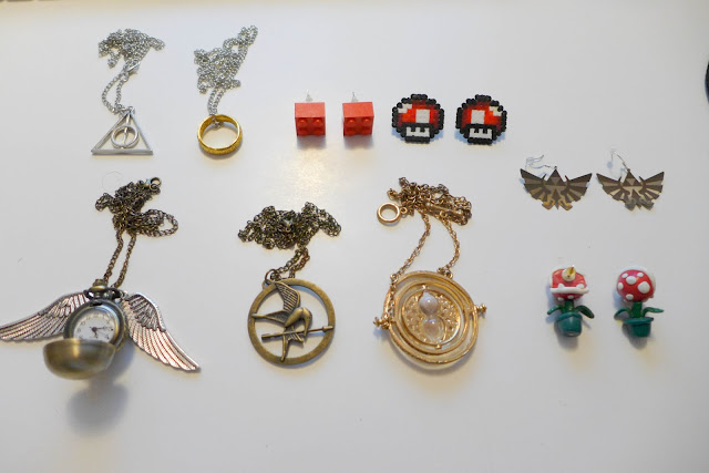 bijoux geek