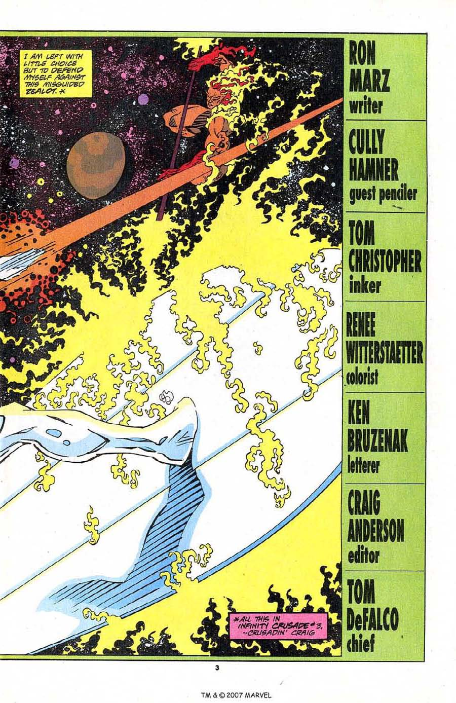 Read online Silver Surfer (1987) comic -  Issue #83 - 5