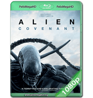 ALIEN: COVENANT (2017) HDRIP 1080P HD MKV INGLÉS SUBTITULADO