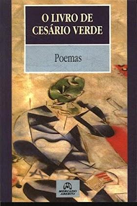 O Livro de Cesário Verde - José Joaquim Cesário Verde