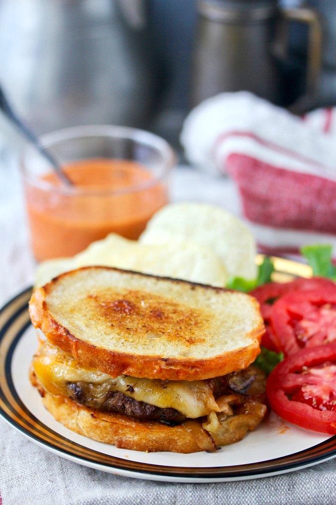 The Frisco Burger