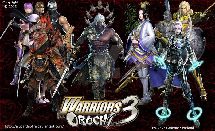 Warriors Orochi 3 Ultimate PSN (USA+DLC) PS3 ISO