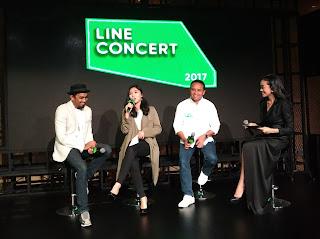 Press Confrence  Line Concert 2017