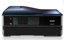 Epson Artisan 837 Driver Free Download - Windows, Mac