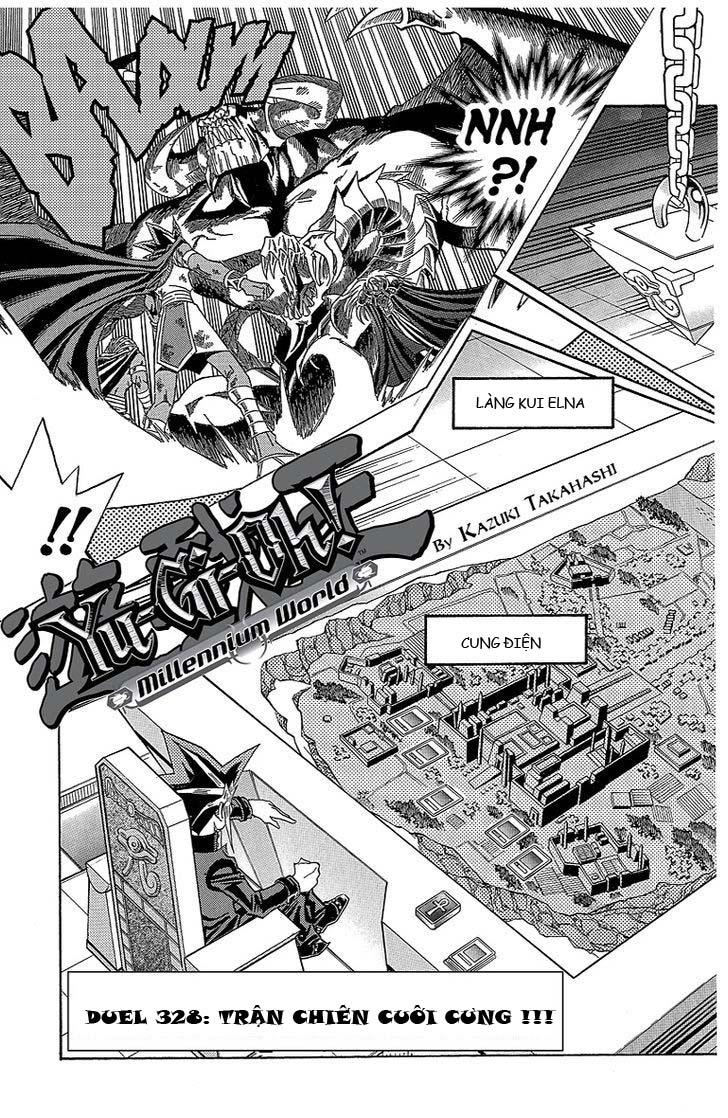 YUGI-OH! chap 328 - trận chiến cuối cùng trang 5
