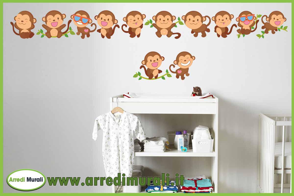 Dipinti Murali Per Camerette adesivi murali camerette bambini - food and beauty passion