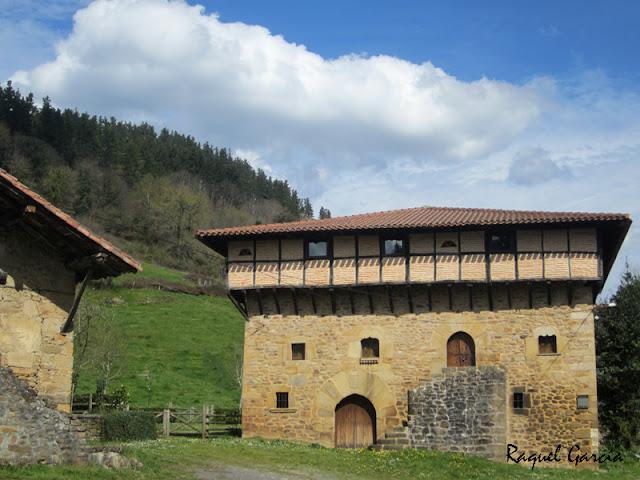 Torre Aranguren en Orozko (Bizkaia)