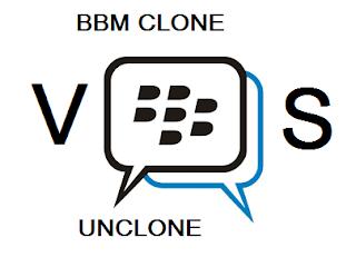 Kelebihan dan Kekurangan BBM Clone dibanding Unclone