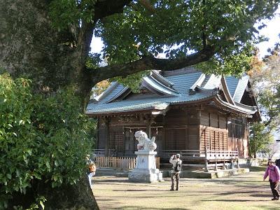 伊豆の国市荒木神社