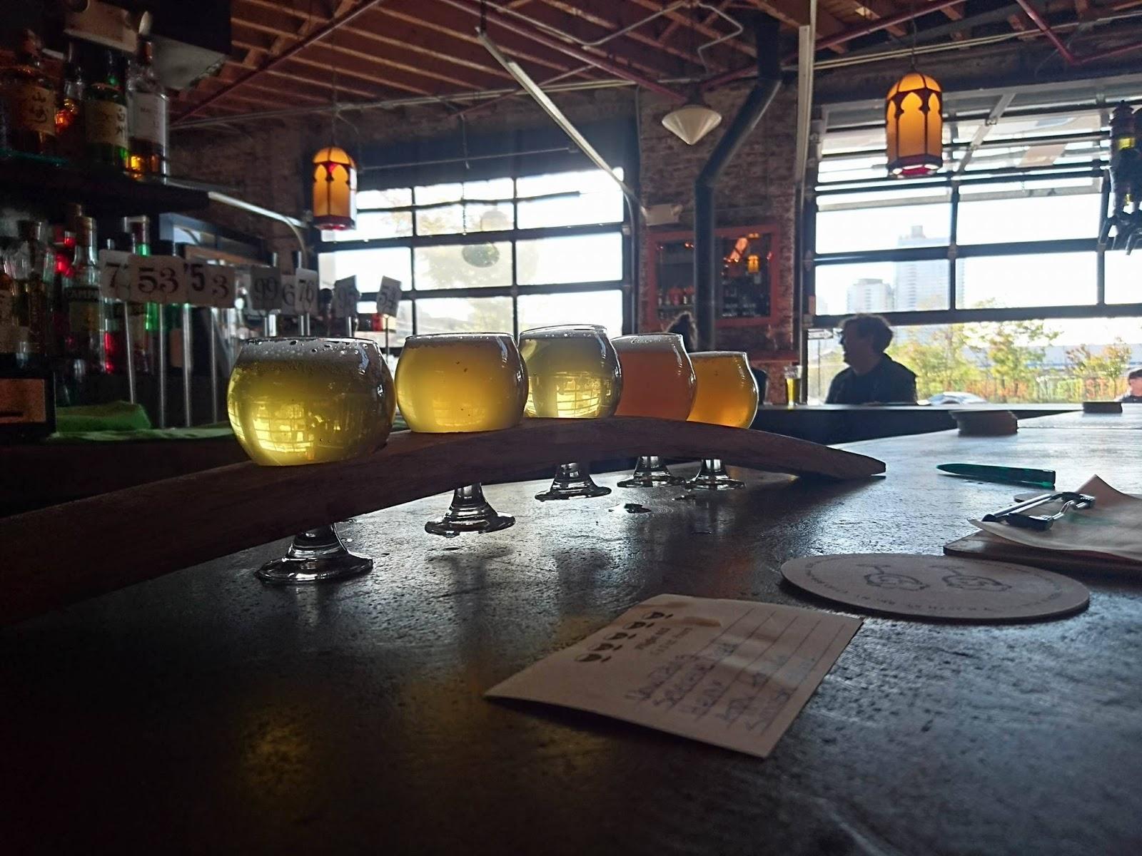 Portland krok upp barer