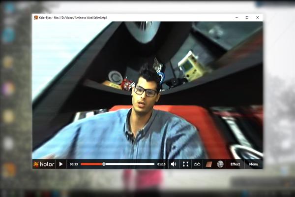 كيف تجعل أي فيديو كيفما كان يتم قرائته بتقنية 360° درجة | أمر مدهش !