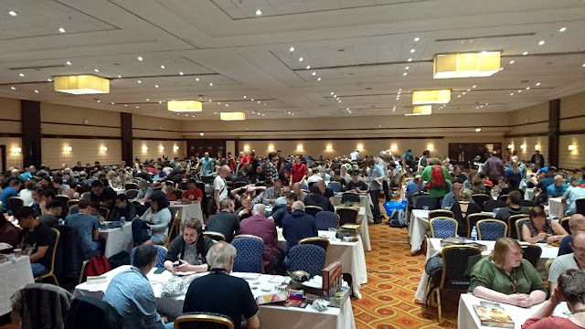 Open gaming at UK Games Expo