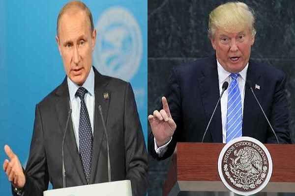डोनाल्ड ट्रम्प ने रूस के बारे किया सनसनीखेज खुलासा