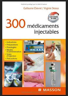 300 médicaments injectables 'Livre de Guillaume Chevrel et Virginie Dessus'' 50907014_393870174710464_6878488281726582784_n