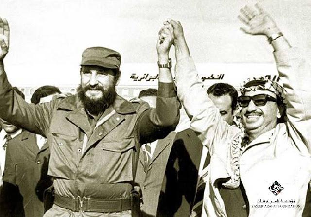 Arafat e Fidel - foto 3