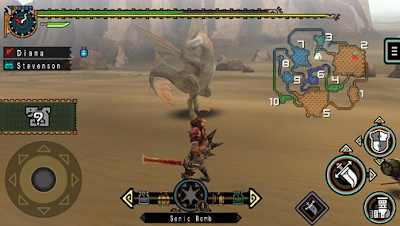 download monster hunter freedom unite high compressed