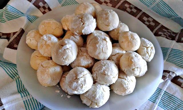 рецепт лимонного печива