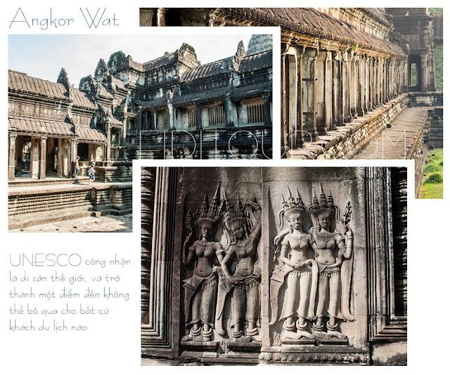 Kiến trúc của Đền Angkor Wat