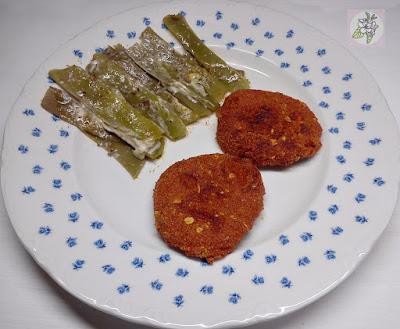Tortitas Veganas de Amaranto al Horno.