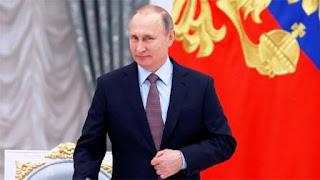 """El presidente ruso Vladímir Putin ha declarado que """"las relaciones bilaterales se han degradado"""", pero que no es culpa de Rusia."""