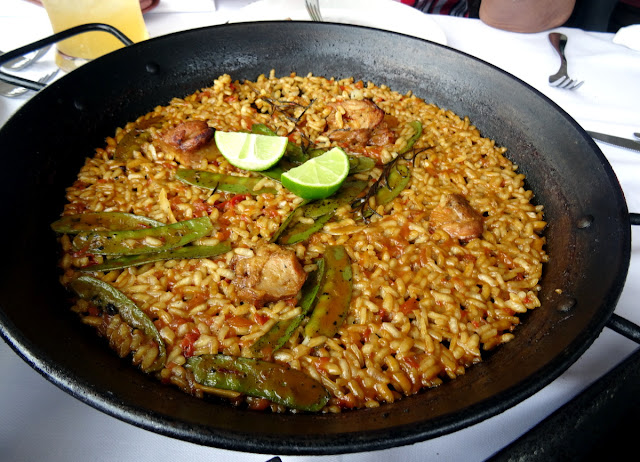 Meat paella - Shri Restaurant & Lounge in Ho Chi Minh City, Vietnam