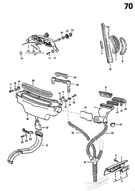 People's Wagon: Heater hoses