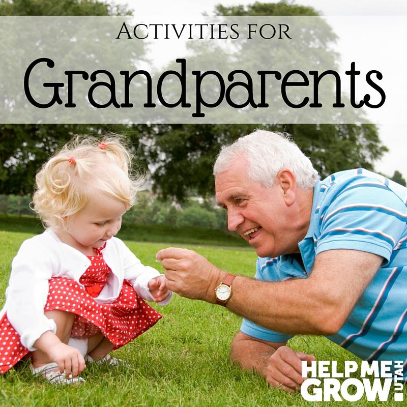 Calendar Ideas For Grandparents : Help me grow grandparent activities