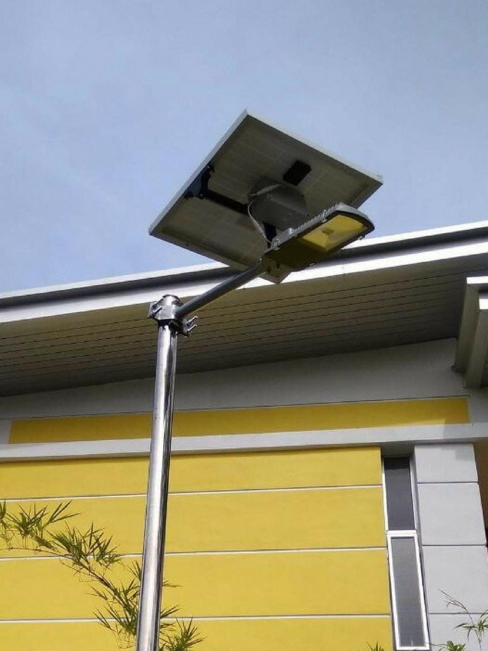 Lampu Solar Jalan