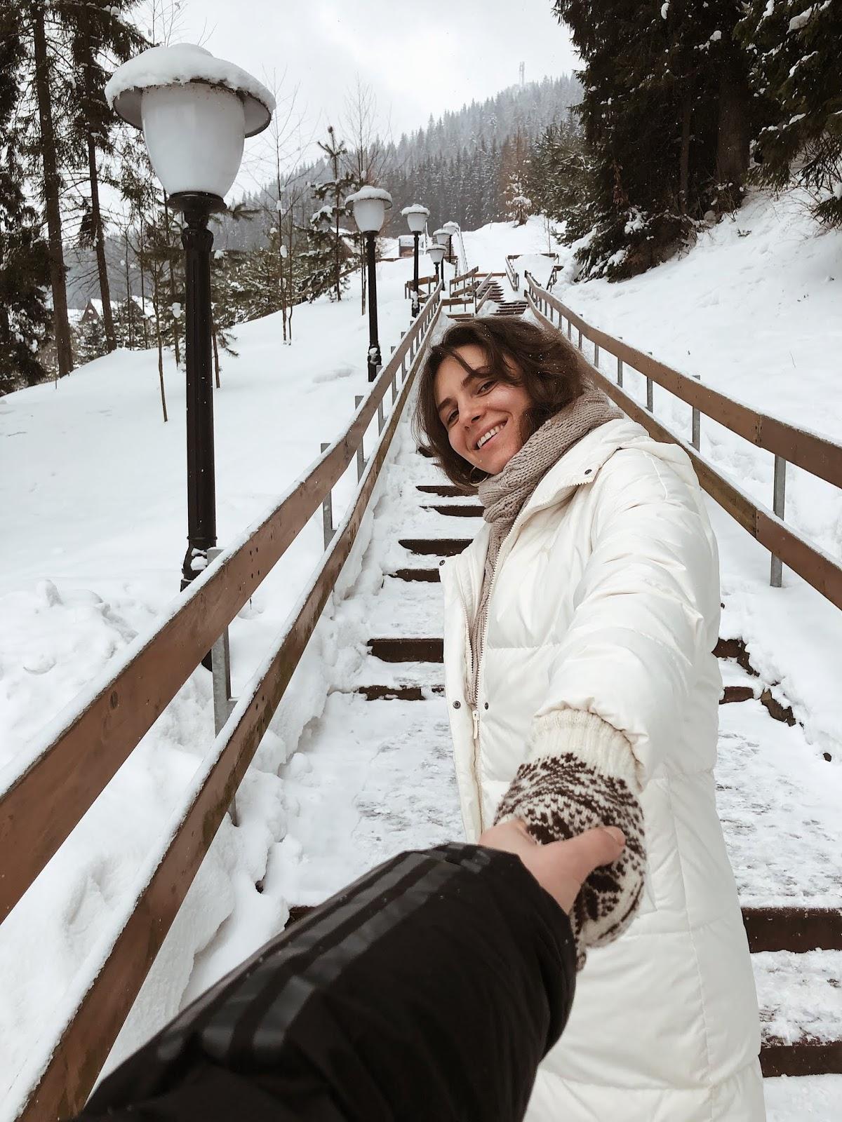 что надеть зимой на прогулку