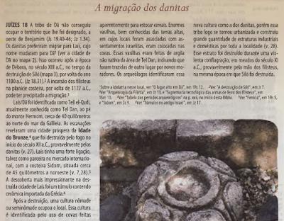 antigo testamento arqueologia