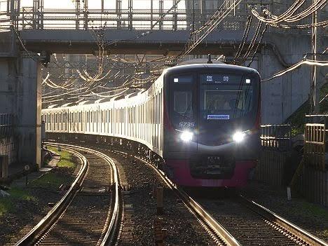 京王電鉄 Mt.TAKAO号 5000系