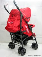 4 Pliko BS1700 Sprint Baby Stroller