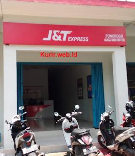 Alamat Agen J&T Express Di Ponorogo