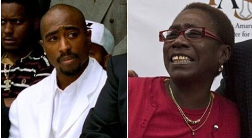 rap legend Tupac Shakur, mother Afeni Shakur is late