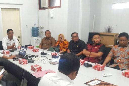 Legislator Selayar, Pelajari Prosudure Pelayanan Perizinan Terpadu