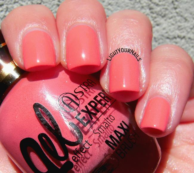 Smalto Astra Expert Gel Effect n. 34 Peach