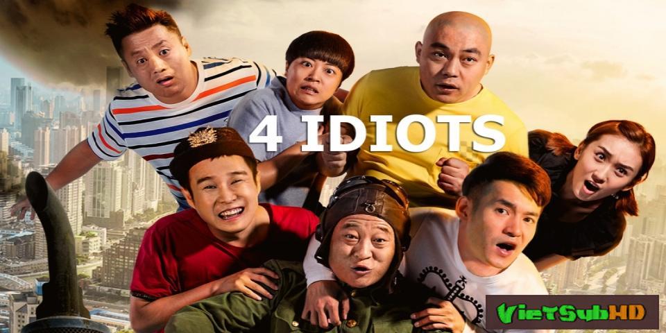 Phim Nhà quê lên phố VietSub HD | 4 Idiots 2015