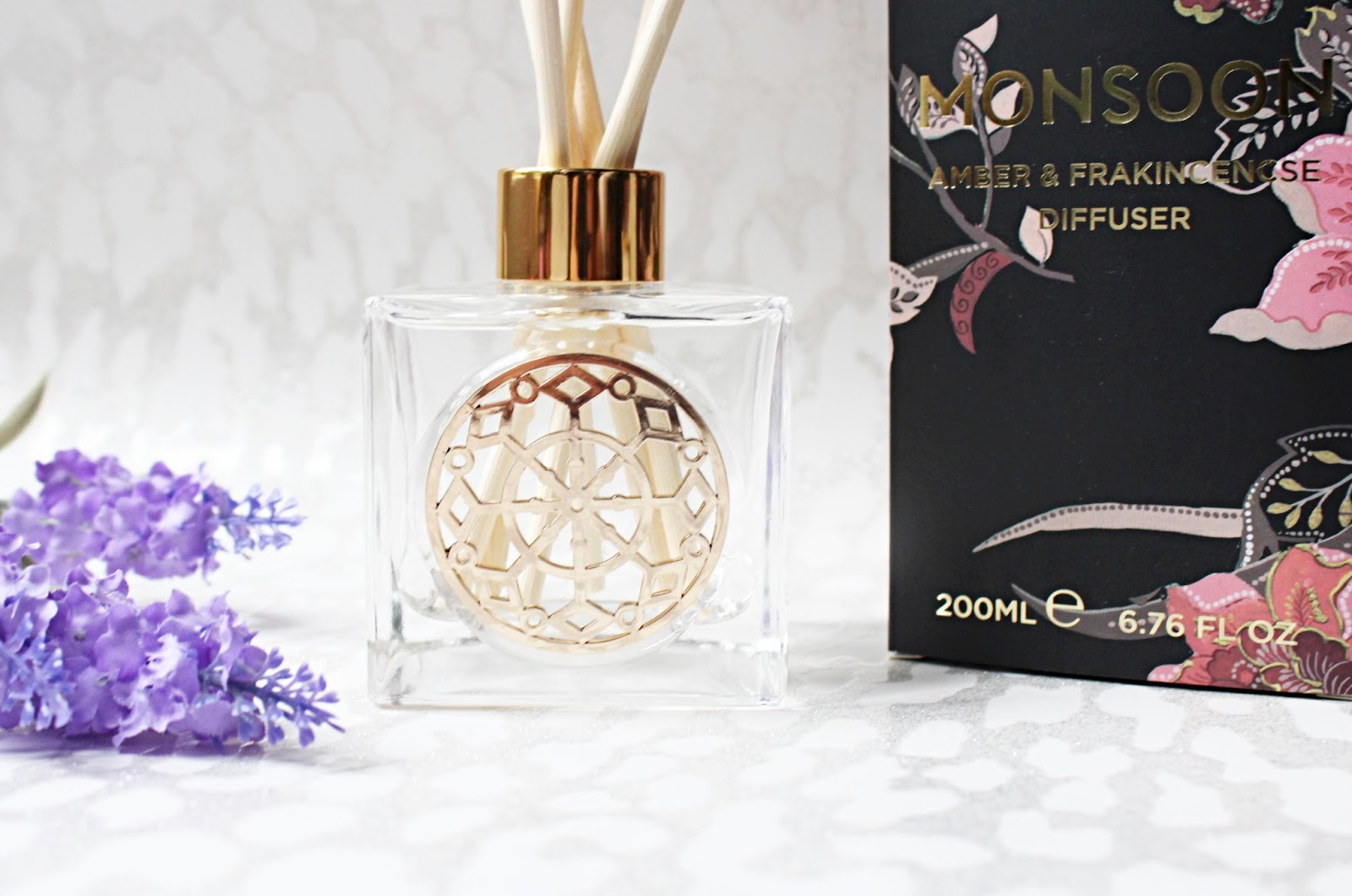 Home Fragrance with Monsoon