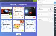 TES Teach with Blendspace: app educativa que permite crear lecciones digitales interactivas (Web, iOS y Chrome)