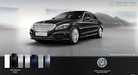 Mercedes C250 Exclusive 2015 màu Đen Obsidian 197