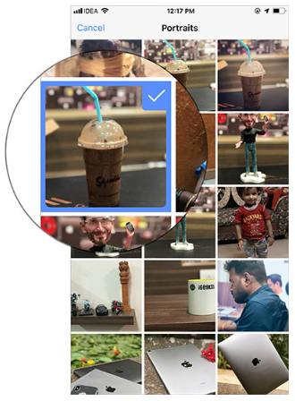 How to Create 3D Pictures and Post it on Facebook from iPhone