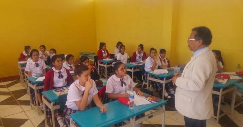 Más de 40 venezolanos reciben clases en colegios estatales de Chiclayo - Lambayeque