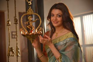 Kajal Aggarwal Stills from her upcoming movie Nene Raju Nene Mantri