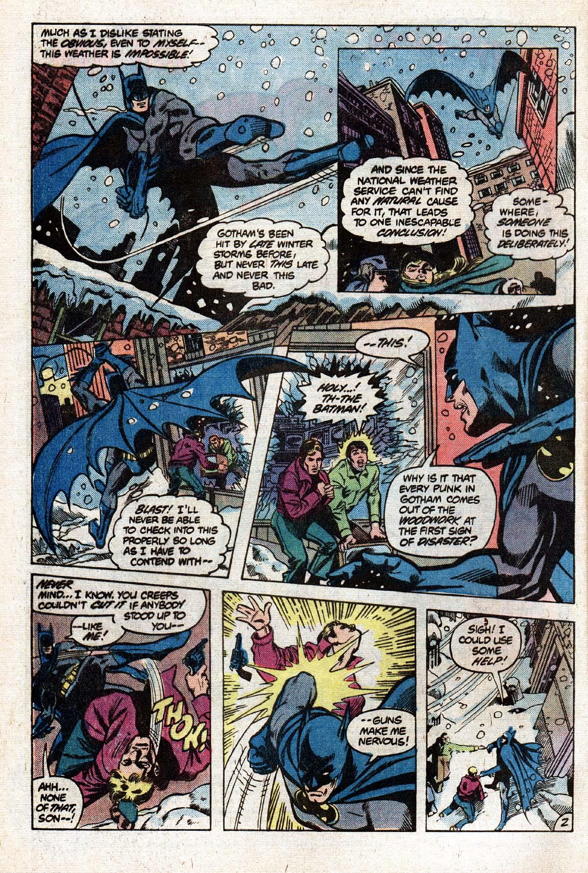Read online World's Finest Comics comic -  Issue #275 - 4