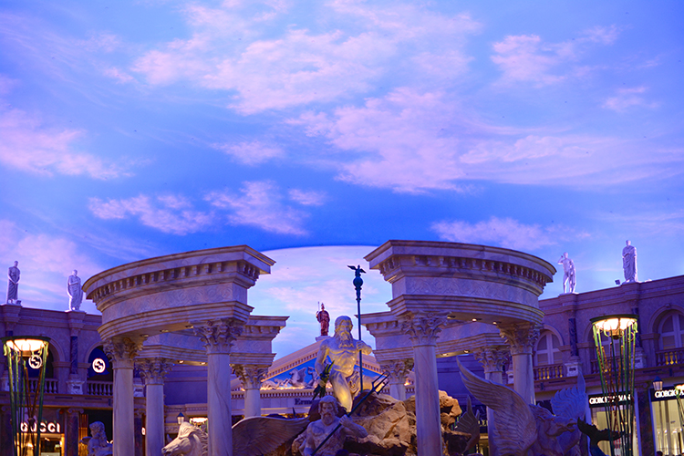 Caesar's Palace, Las Vegas, NV | My Darling Days