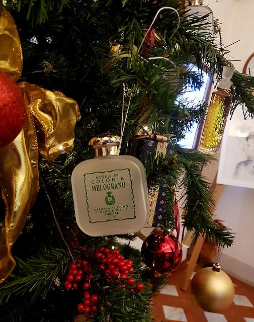 Фармацевтический парфюмерный магазин Santa Maria Novella