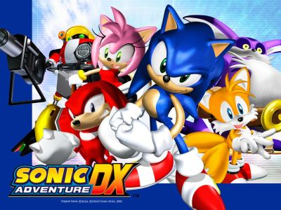 DLC Review: Sonic Adventure DX Upgrade (PSN) - Digitally