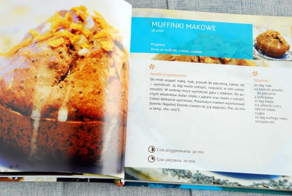 Przepis na muffinki makowe