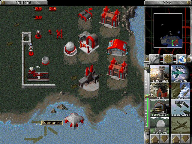 Command and Conquer Red Alert Download Free PC Screenshot 3
