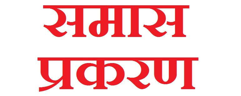 Samas - Samas Prakaran, Samas in Sanskrit Vyakaran